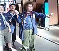 Kaiserslautern scouts rocket to interstellar achievement 140330-A-PP328-001.jpg