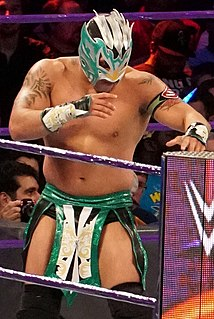 Kalisto (wrestler) American professional wrestler