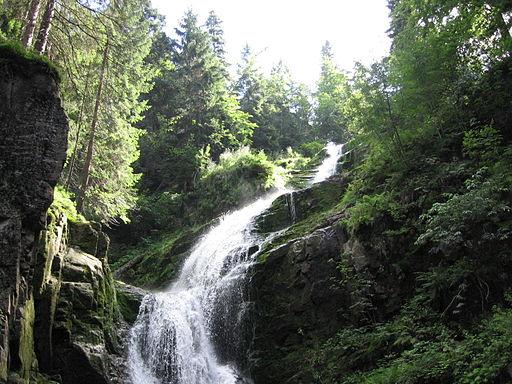 Kamienczyk Waterfall 2005-08