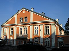 Kamienica. Kraków ul. Józefińska 2 2.jpg