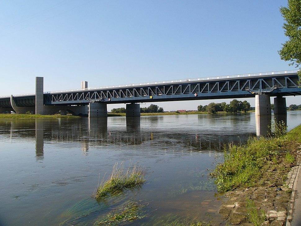 Kanalbruecke MLK Elbe