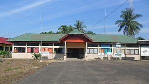 Banua Lawas - District office of Banua Lawas