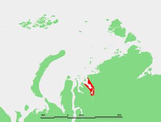 Yenisei Gulf - Image: Kara sea 2YE