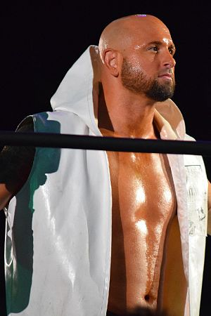 Karl Anderson - Anderson in February 2016