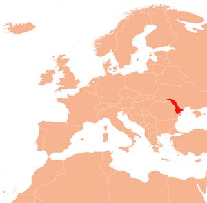Bessarabia Germans - Historical location of Bessarabia.