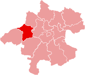 District de Ried im Innkreis