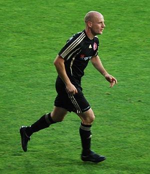 Kasper Bøgelund - Kasper Bøgelund in August 2011.