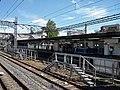 Kasukabe Station Platform Noda Line.jpg