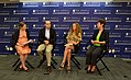 Katherine Zoepf, Jason DeParle, Katie Roiphe and D'Vera Cohn at New America.jpg