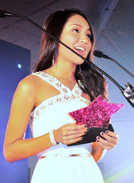 Kathryn Bernardo at the Candy Style Awards, May 2013.jpg