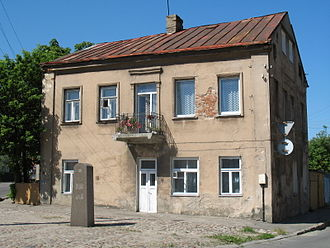 Kovno Ghetto - Monument of the Kaunas Ghetto