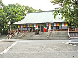 Kawagoe Kitain temple main hall.jpg