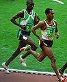 Kenenisa Bekele Golden League Paris 2006.jpg