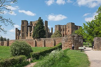 John Siddeley, 1st Baron Kenilworth - Kenilworth Castle, bought and given to the nation by Siddeley