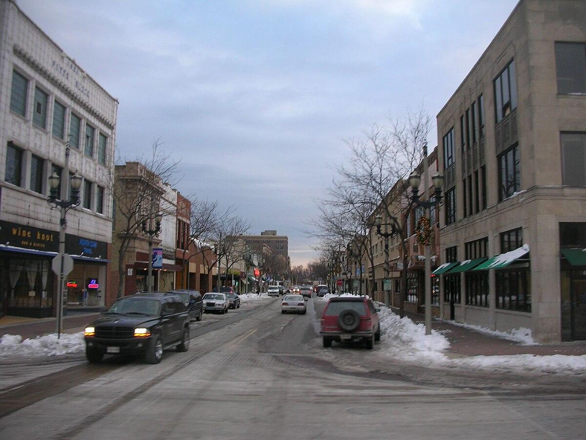 City Of Appleton Wi Building Setbacks C
