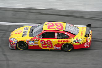 Kevin Harvick - 2008 Sprint Cup car