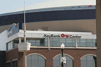 KeyBank Center - KeyBank Center from Canalside