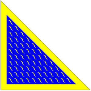 Fauj-i-Khas - Fauj-i-Khas infantry regimental standard