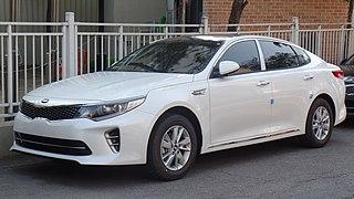 Kia Optima Mid-size car