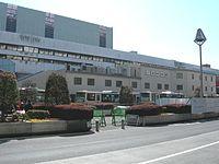 Kichijoji Station-North-20110313.jpg