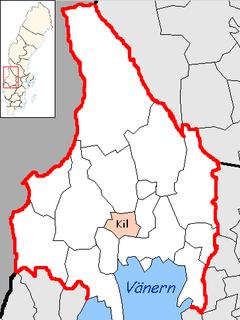 Kil Municipality Municipality in Värmland County, Sweden