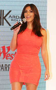 Kardashian in September 2014