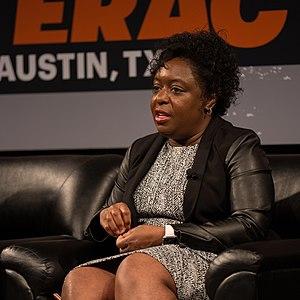 Kimberly Bryant (technologist) - Kimberly Bryant, 2016.