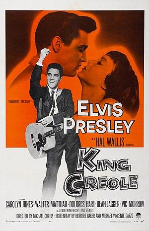 King Creole - Image: King Creole poster