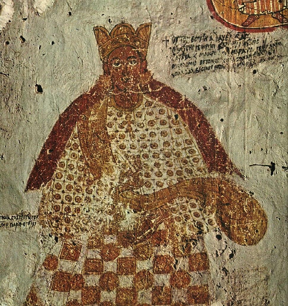 King Moses George of Makuria
