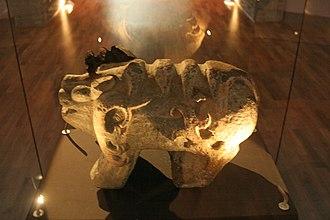 Seoksu - Seoksu at the Gongju National Museum.