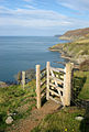 Kissing gate to paradise - geograph.org.uk - 577371.jpg