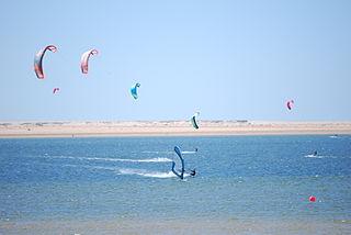 kitesufe à Dakhla