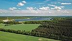 Knappensee from Maukendorf Aerial.jpg