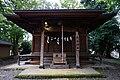 Kohaku-jinja(Chofu) Haiden.jpg