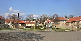 Kolec CZ centre from S 154.jpg