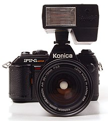 Konica FT-1 with flash.jpg