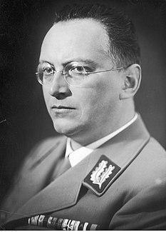 Konrad Henlein Czechoslovak german nation politician