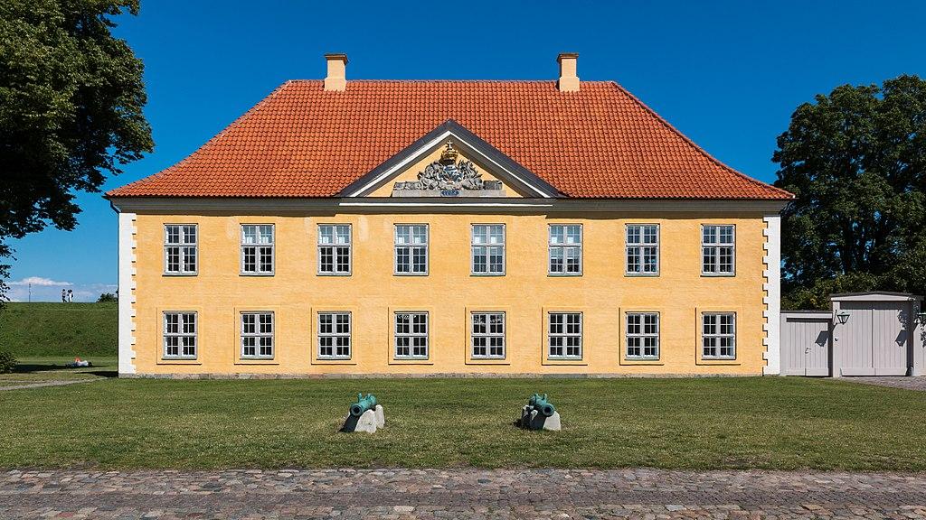 Kopenhagen (DK), Kastell von Kopenhagen, Kommandantgården -- 2017 -- 1594.jpg