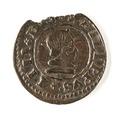 Kopparmynt, Spanien, 1616? - Skoklosters slott - 109776.tif