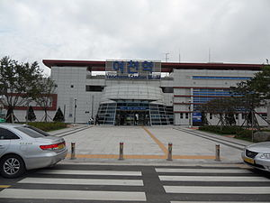 Korail Yeocheon Station.jpg