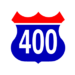 Korean highway line 400