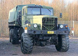 KrAZ-255 Tractor.