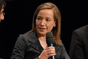 Kristina Schröder, German politician, PolitCam...