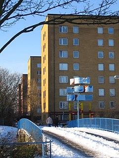 Kroksbäck Neighbourhood in Skåne County, Skåne, Sweden