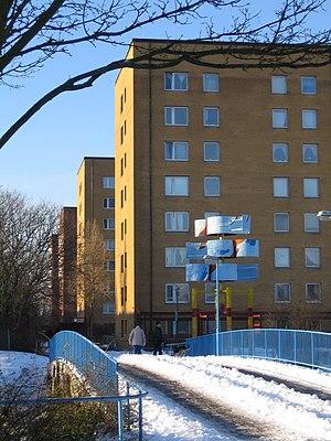 Kroksbäck - Image: Kroksbäck, Malmö