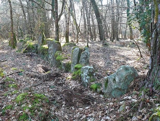 Monument historique à Carnac