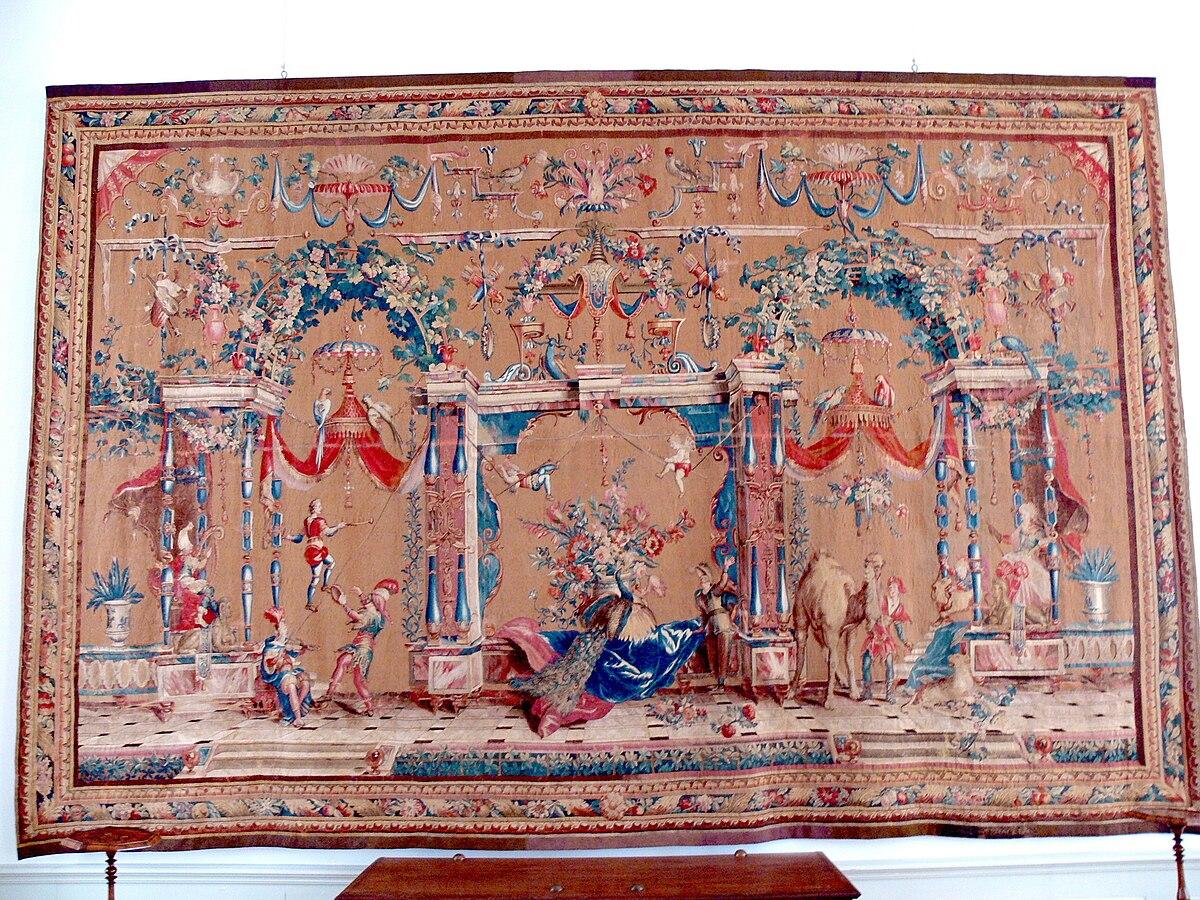 Manifattura di beauvais wikipedia - Galerie nationale de la tapisserie beauvais ...