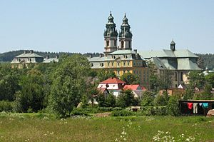 Krzeszów Abbey - Krzeszów Abbey