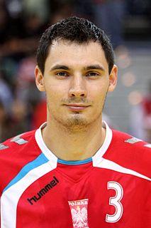 Krzysztof Lijewski Polish handball player