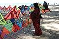 Kuala Terengganu, Malaysia, Kites at the beach.jpg